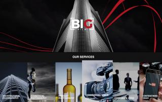 Website Design and Development for BiGfilm