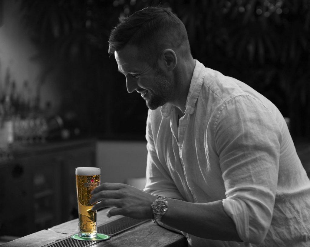 Kris Smith - Heineken Commercial