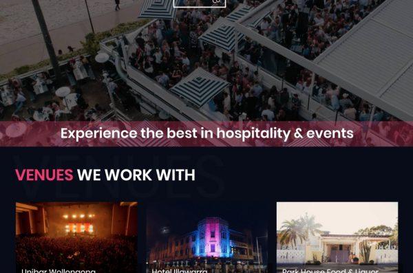 Hostique - web Design and Development